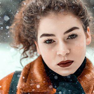 jak dbać o skórę zimą